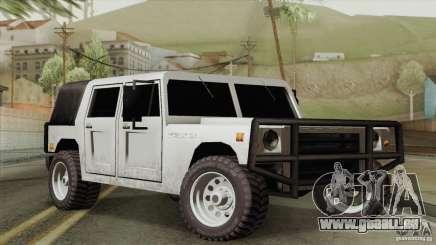 New Patriot HQ pour GTA San Andreas