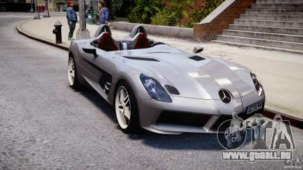 Mercedes-Benz SLR McLaren Stirling Moss [EPM] für GTA 4