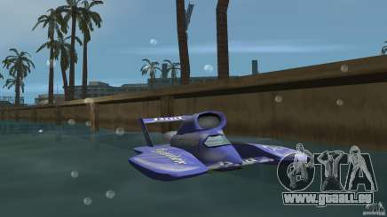 Miss Bud pour GTA Vice City