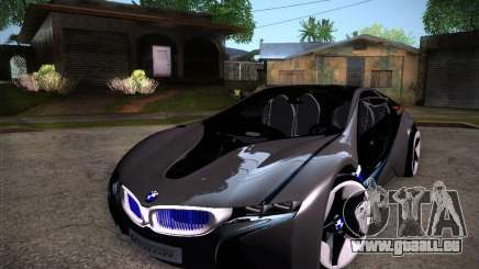 BMW Vision Efficient Dynamics I8 für GTA San Andreas
