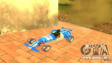 PEPSI car pour GTA San Andreas