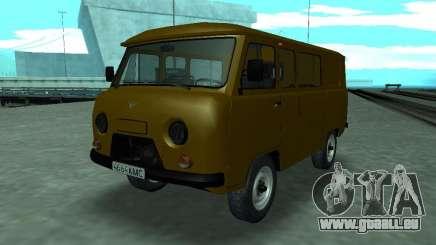UAZ 3909 pour GTA San Andreas