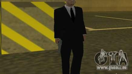 Les gardes du corps pour GTA San Andreas
