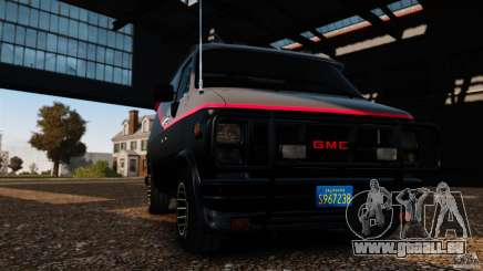 GMC Vandura G-1500 1983 Tuned [EPM] pour GTA 4