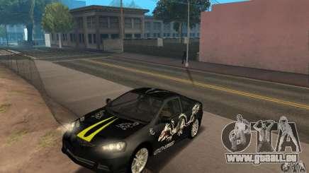 Acura RSX New für GTA San Andreas