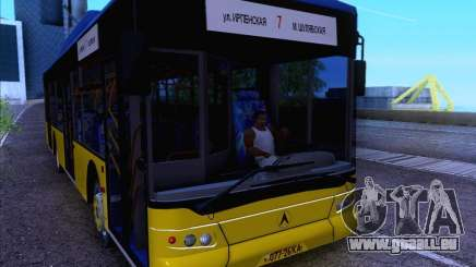 ElectroLAZ-12 für GTA San Andreas