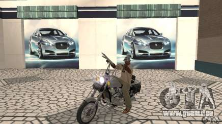 Ural Wolf 1998 pour GTA San Andreas