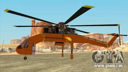 Skylift für GTA San Andreas