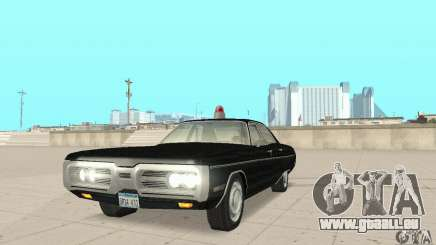 Plymouth Fury III Police pour GTA San Andreas