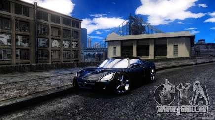 Opel Speedster Turbo pour GTA 4