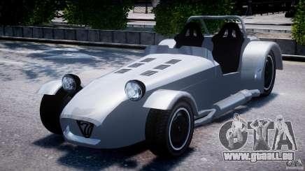 Caterham Super Seven für GTA 4