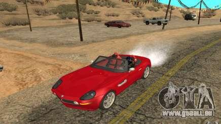 BMW Z8 pour GTA San Andreas