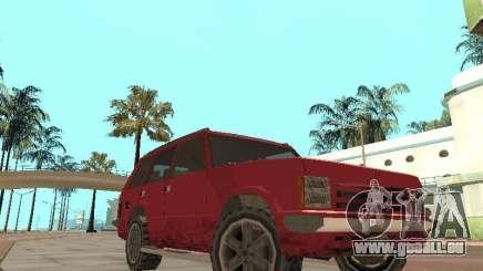Le nouveau Huntley pour GTA San Andreas