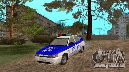 VAZ 21124 DPS für GTA San Andreas