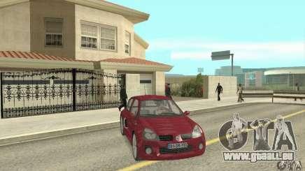 Renault Clio Phase 2 für GTA San Andreas
