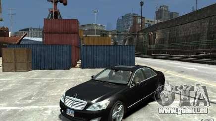Mercedes-Benz S Class W221 pour GTA 4