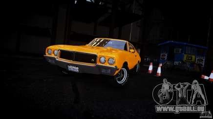 Buick GSX 1970 pour GTA 4