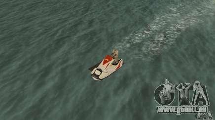 Hydrocycle für GTA San Andreas