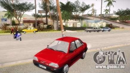 Kia Pride 131 pour GTA San Andreas
