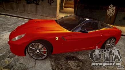 Ferrari 599 GTB pour GTA 4