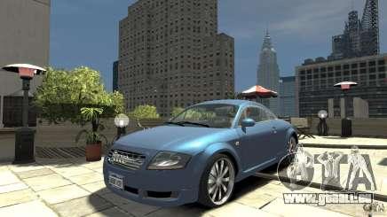 Audi TT 1.8 (8N) pour GTA 4