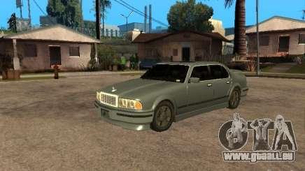 HD Mafia Sentinel für GTA San Andreas