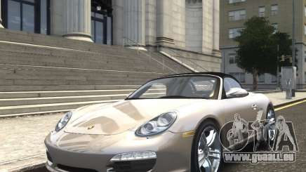 Porsche Boxster S 2010 EPM für GTA 4