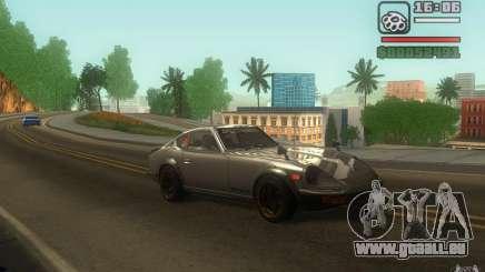 Datsun 240ZG für GTA San Andreas