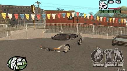 Toyota MR2 GT für GTA San Andreas