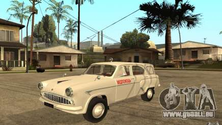 Moskvitch 423 m Ambulance pour GTA San Andreas