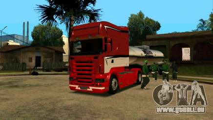 Scania TopLine pour GTA San Andreas