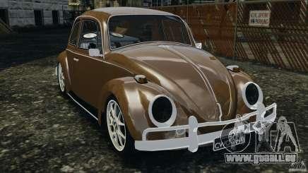 Volkswagen Fusca Gran Luxo v2.0 pour GTA 4