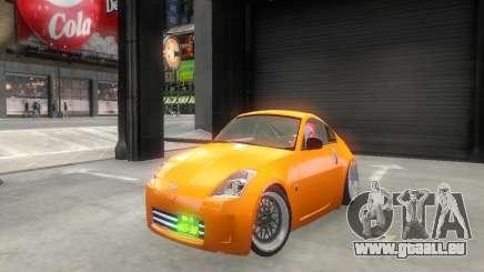 Nissan 350Z pour GTA 4