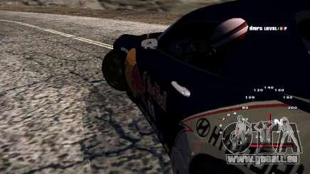 Pontiac Solstice Redbull für GTA San Andreas