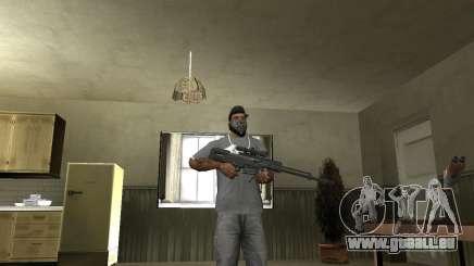 Gewehr AS 50 für GTA San Andreas