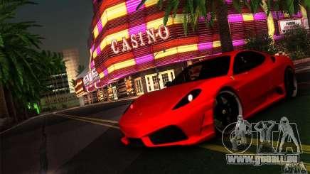 Ferrari F430 Novitec Rosso für GTA San Andreas