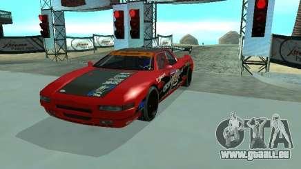 Infernus Drift Edition für GTA San Andreas