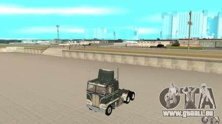 Kenworth K100 USA Standard pour GTA San Andreas