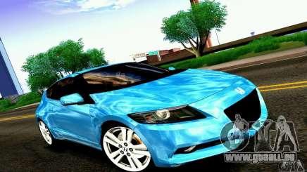 Honda CR-Z 2010 V2.0 pour GTA San Andreas