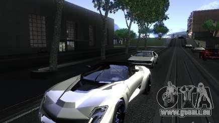 Bertone Mantide für GTA San Andreas