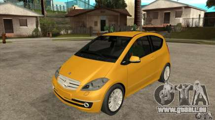 Mercedes Benz A200 Turbo 2009 für GTA San Andreas
