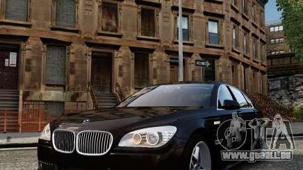 BMW 750Li (F02) Hamann 2010 v2.0 pour GTA 4