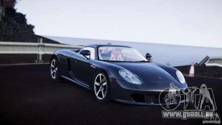 Porsche Carrera GT V1.1 [EPM] pour GTA 4
