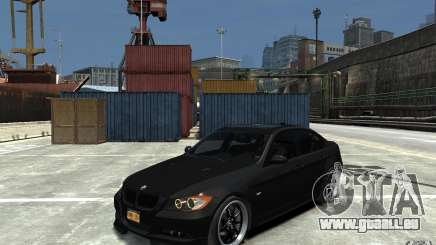 BMW 330i E60 Tuned 1 pour GTA 4