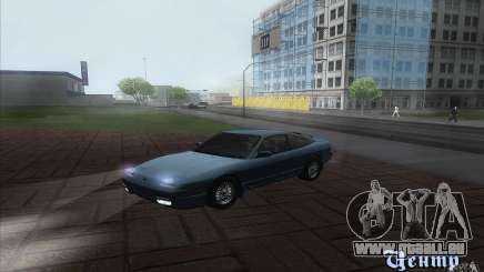 Nissan 200SX 1.8 Turbo 1990 pour GTA San Andreas