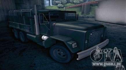 Barracks HD für GTA San Andreas
