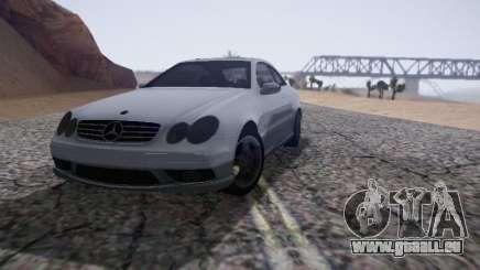 Mercedes-Benz CLK pour GTA San Andreas