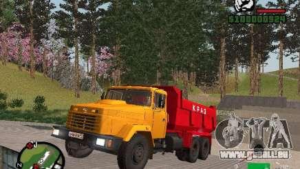KrAZ 65055 LKW für GTA San Andreas