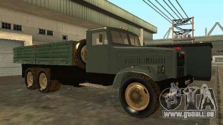 Benne camion KrAZ c. 2 pour GTA San Andreas