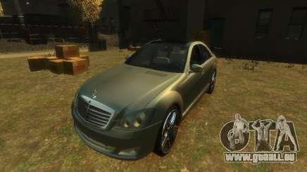 Mercedes-Benz W221 S500 pour GTA 4